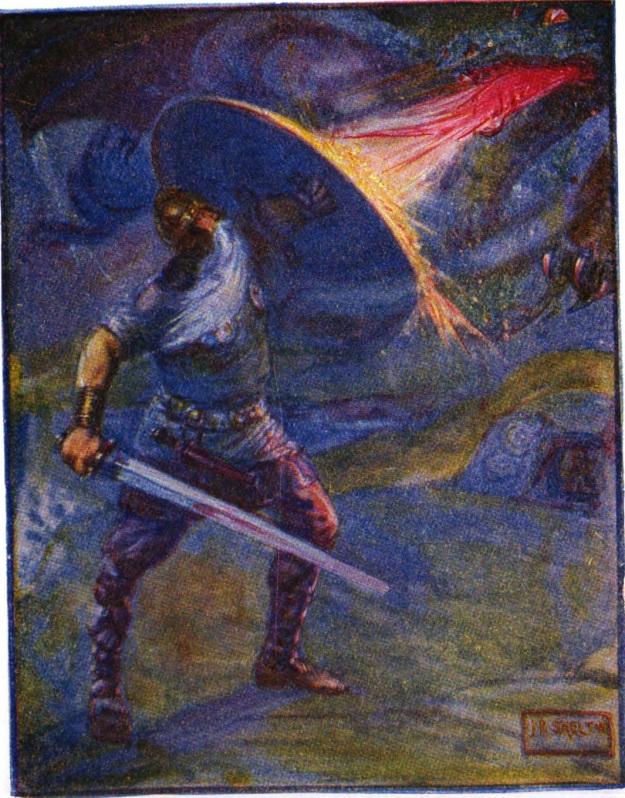 Marshall, Henrietta Elizabeth (1908) Stories of Beowulf
